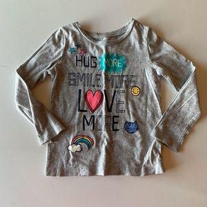 EUC Carters TShirt Size: 4T